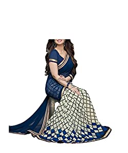 Shree Sanskruti Self Design Half Saree