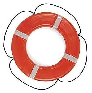 Amazon.com : USCG polietileno anillo de la vida de la espuma (24