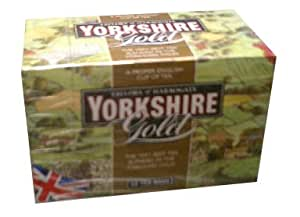 Yorkshire Gold Tea, 40 tea bags (125 g)