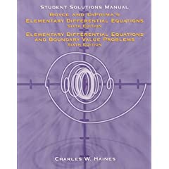 solution manual elementary differential equations 10th edition pdf