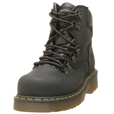 Dr. Martens Men's '8836' Hiking Boot, Black, UK 4