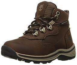 Timberland White Ledge Waterproof Hiker (Toddler/Little Kid/Big Kid),Brown/Brown,3.5 M US Big Kid