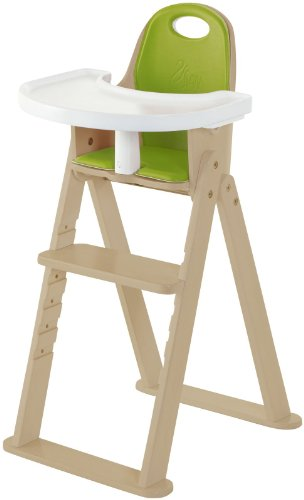 Svan Baby To Booster Bentwood High Chair - Natural