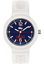 Lacoste 2010702 Mens Blue and White Borneo Watch