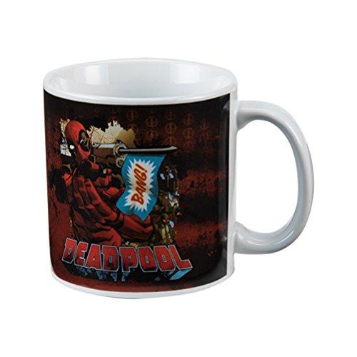 Marvel Deadpool Bang 20 oz Tazza in ceramica