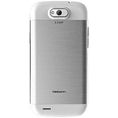 Karbonn Smart A26 (White-Silver)