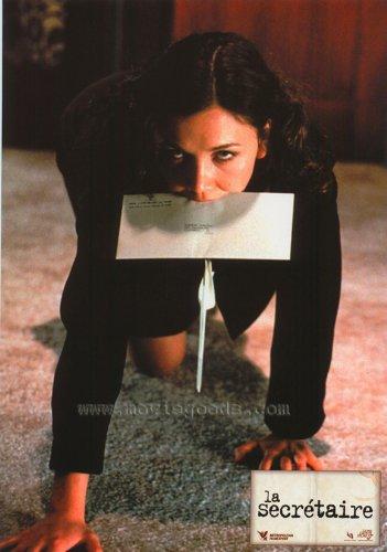 Die besten Filme aller Zeiten: Secretary - Womit kann ich