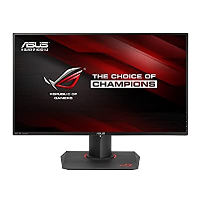 "ASUS ROG Swift PG27AQ Gaming Monitor - 27"" 4K UHD (3840x2160),4K/UHD resolution and IPS,including DisplayPort..."