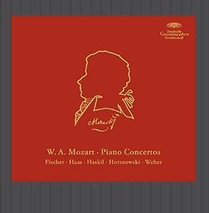 Mozart : Concertos pour piano n° 12-14, 19, 23 ; Rondos K. 382 & 386