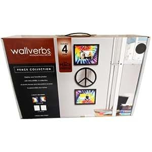 Wallverbs peace collection modular wall decor for Amazon home decorators collection
