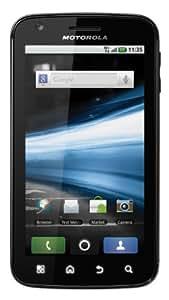 Motorola Atrix Smartphone WCDMA/GSM  Bluetooth Wifi Noir