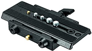 Manfrotto 357 Rapid Connect Adapter with Sliding Mounting Plate 357PL - Replaces 3273