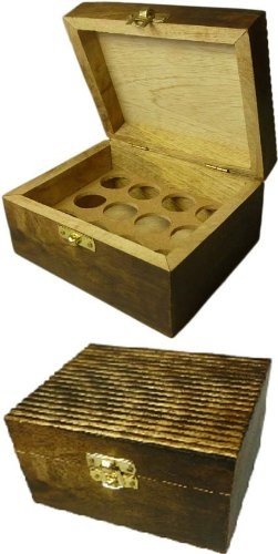 Aromatherapy Oil Storage Box