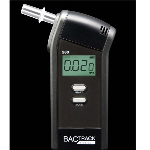 Cheap BACtrack S80 Professional Fuel Cell Breathalyzer Alcohol Detector (BT-S80)