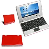 "7"" Mini Laptop Netbook notebook EPC WM8850 1.2Ghz android 4.0 ice cream sandwich WIFI front Camera 512MB 4GB HDMI..."