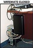 Wiremate Cable Organizer Black