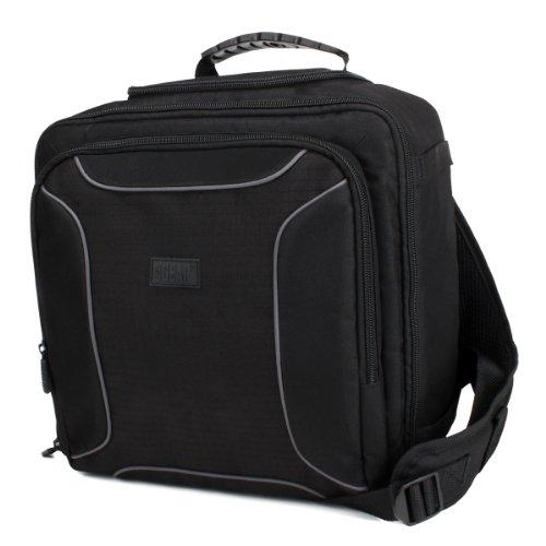 Accessory-Power-SLR-Camera-Backpack-Kamerataschen-Rucksack-Jede-Marke-Schwarz-Nylon