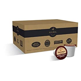 #39;s Coffee, French Vanilla Supreme, K-Cups for Keurig Brewers (Pack of 50): Amazon.com