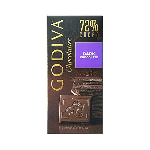 ゴディバ (GODIVA) タブレット 72% ダーク