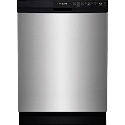"Frigidaire 24"" Stainless Steel Built-In Dishwasher"