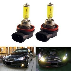 golden-yellow-100w-one-pair-halogen-xenon-gas-filled-h11-fog-light-bulbs-for-08-09-volvo-s40-w-o-hid