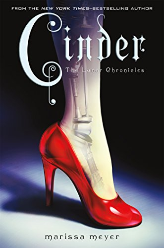 Cinder: Book One of …