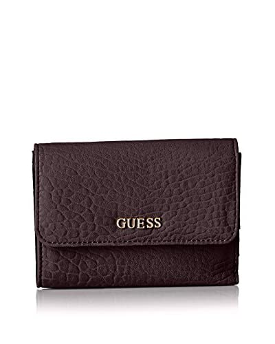 Guess Portafoglio Frankee Slg Medium Zip Around