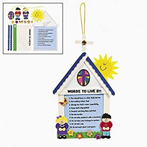 Craft Ideas Commandments on 10 Commandments For Kids Craft Kit   Crafts For Kids   Decoration