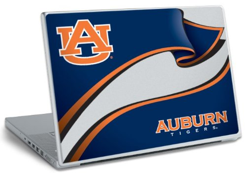 RoomMates RMK0234SS Peel and Stick Laptop Wear, University of Auburn at Amazon.com