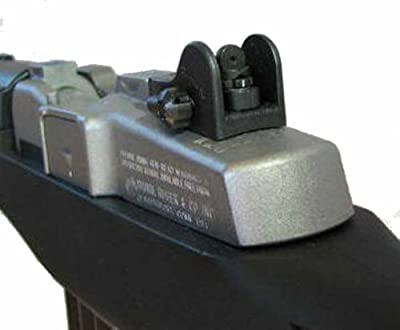 Tech Sight's MINI200 Adjustable Aperture Sight for the Ruger® Mini 14 and Ranch Rifle 5800 Series from Tech-sights
