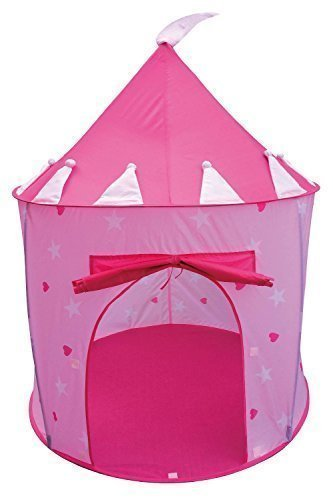 Princess Castle Fairy House Girls Pink Play Tent by POCO DIVO by POCO DIVO online kaufen