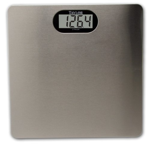 Taylor 7402 Stainless Steel Digital Scale