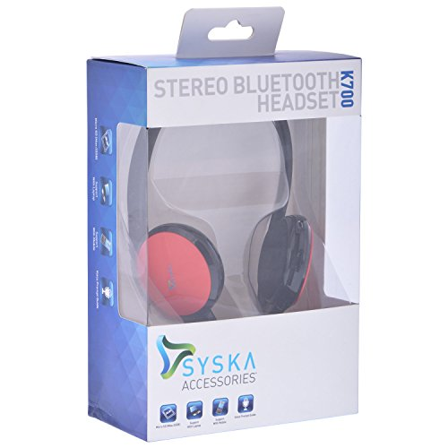 Syska K-700 Bluetooth Headset