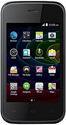 Micromax Bolt D200 (Grey)