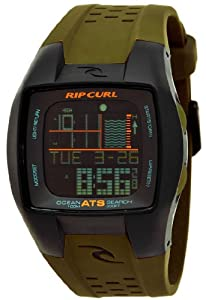 Rip Curl Men's A1015 - AMB Trestles Oceansearch Ambush Digital Tide Surf Watch