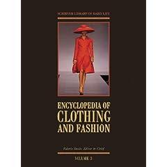 Encyclopedia of Clothing and Fashion 3-Volume Set
