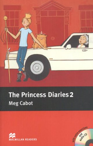 Macmillan Readers The Princess Diaries 2 Elementary Pack: Elementary bk. 2 (Macmillan Readers 2005)
