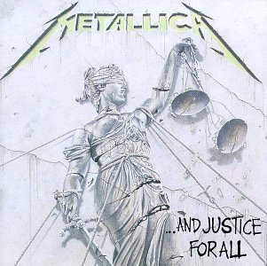 ...And Justice for All artwork