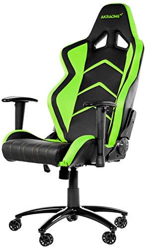AKRacing-PlayerAKRACING-AKRacing-Player-Gaming-Chair-Nero-Verde-neroverde-AcciaioEcopellePlastica-2-posti