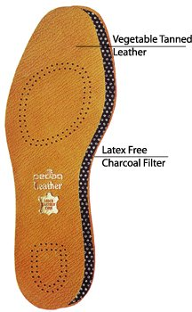 Pedag-172-Leather-Naturally-Tanned-Sheepskin-Insole-with-Activated-Carbon-Tan