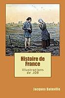 Histoire de France: illustrations de JOB