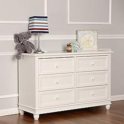 Evolur Hampton Double Dresser