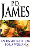 P. D. James An Unsuitable Job for a Woman