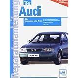 Audi A6: 1.8-Liter-Benzinmoto... 4-Zylinder / 2.4-/2.7-/2.8-Liter-... V6 (ohne Vierradantrieb) (Reparaturanleitunge...
