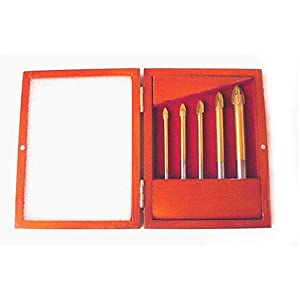 Yukon Tool YTMB5 Miracle 5-Piece Bit Set