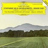 """Symphonie n°8 """"Unvollendete - Unfinished - Inachevée - Incompuiuta"""" - Grand Duo"""