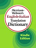 Merriam-Webster's English-Italian Translation Dictionary