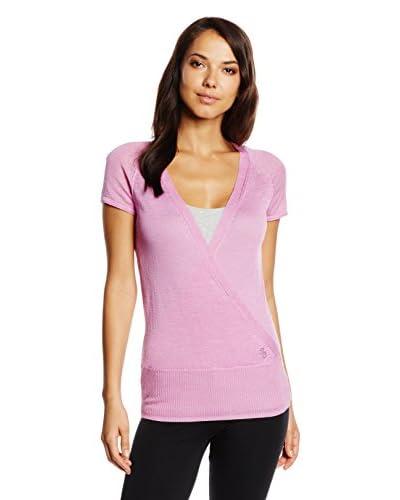 Silk & Cashmere T-Shirt Manica Corta [Bianco]