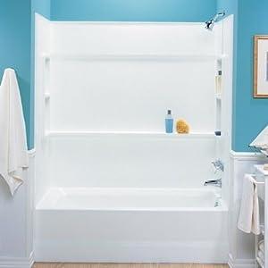 Swanstone Bathtub Bt 3060r With Swanstone Shower Walls Ba