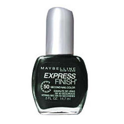 Maybelline Express Finish Polish GRAND IN GREEN, (Limited Edition) (Maybelline Quick Dry Nail Polish compare prices)